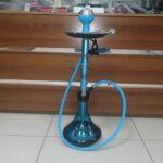 Кальян Amy Deluxe 80 см (синий)